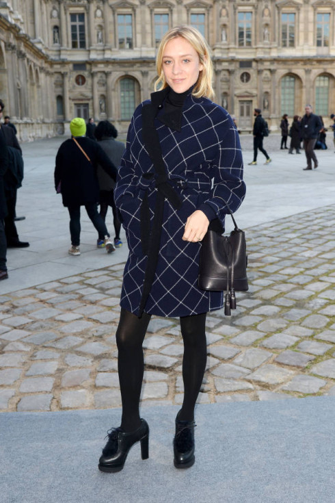5/ Chloe Sevigny in Louis Vuitton