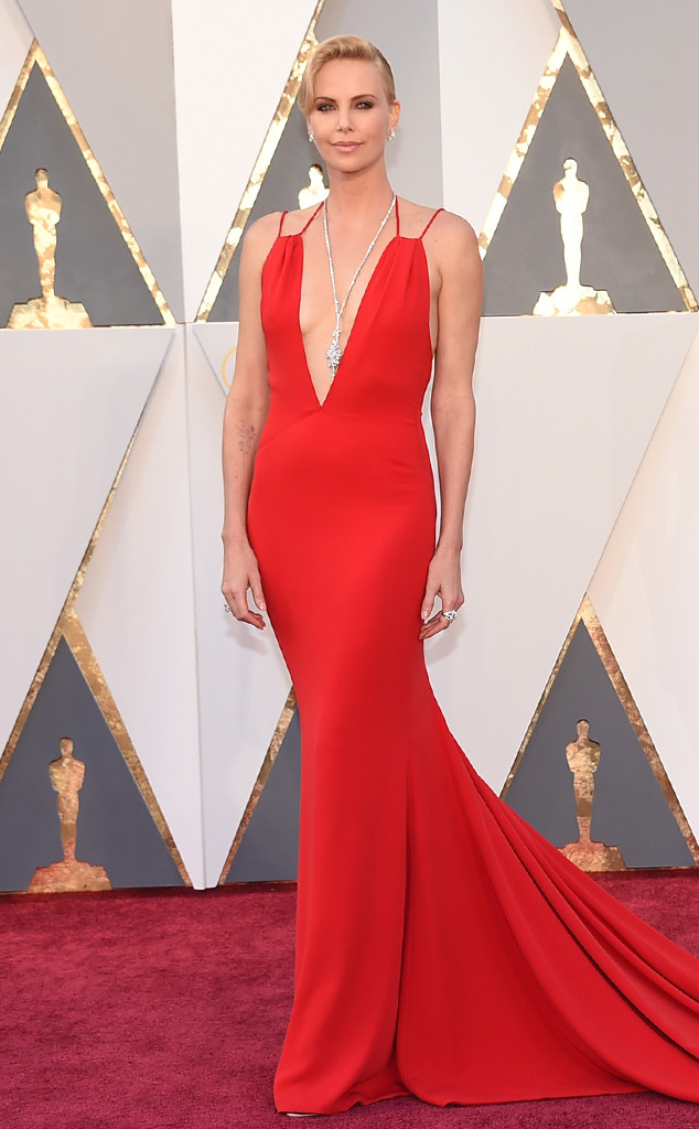 2/ Charlize Theron in Dior